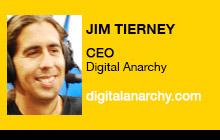2011 NAB Show - Jim Tierney, Digital Anarchy