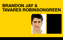 2012 SXSW - Brandon Jay & Tavares Robinsongreen, Moofaces