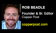 Digital Production Buzz - Rob Beadle, Copper Post