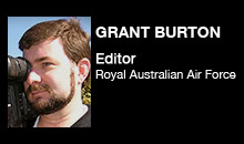 Digital Production Buzz - Grant Burton, Royal Australian Air Force