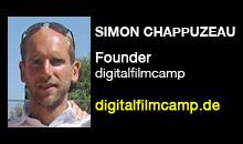 Digital Production Buzz - Simon Chappuzeau, digitalfilmcamp