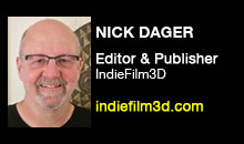 Digital Production Buzz - Nick Dager, IndieFilm3D