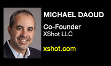 Digital Production Buzz - Michael Daoud, XShot LLC