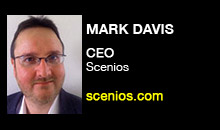 Digital Production Buzz - Mark Davis, Scenios