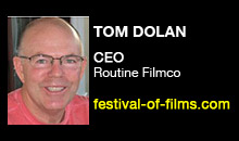 Digital Production Buzz - Tom Dolan, Routine Filmco