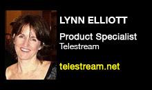 Lynn Elliott, Telestream