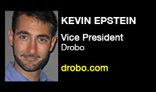 Digital Production Buzz - Kevin Epstein, Drobo