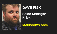 Digital Production Buzz - Dave Fisk, K-Tek