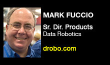Digital Production Buzz - Mark Fuccio, Data Robotics