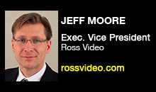 Digital Production Buzz - Jeff Moore, Ross Video