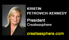Digital Production Buzz - Kristin Petrovich-Kennedy, Createasphere
