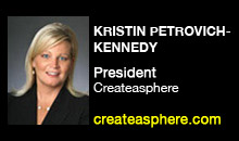 Kristin Petrovich-Kennedy, Createasphere