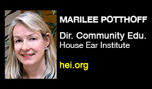 Digital Production Buzz - Marilee Potthoff, House Ear Institute