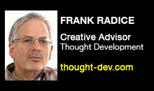 Digital Production Buzz - Frank Radice, Thought Development