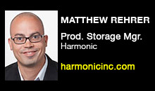 Digital Production Buzz - Matthew Rehrer, Harmonic
