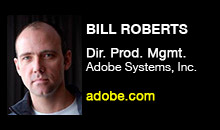 Digital Production Buzz - Bill Roberts, Adobe Systems, Inc.