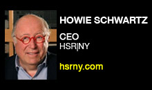 Digital Production Buzz - Howie Schwartz, HSR NY