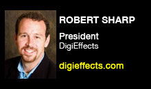 Digital Production Buzz - Robert Sharp, DigiEffects