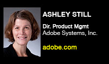 Digital Production Buzz - Ashley Still, Adobe Systems, Inc.