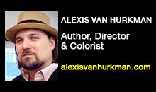Digital Production Buzz - Alexis Van Hurkman