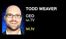 Digital Production Buzz - Todd Weaver, ivi.TV