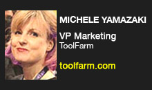 Digital Production Buzz - Michele Yamazaki, ToolFarm