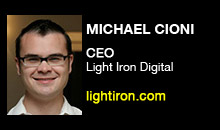 Digital Production Buzz - Michael Cioni, Light Iron Digital
