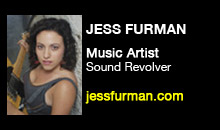 Digital Production Buzz - Jess Furman, Sound Revolver