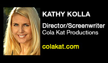 Digital Production Buzz - Kathy Kolla, Cola Kat Productions