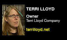 Digital Production Buzz - Terri Lloyd, Terri Lloyd Comany
