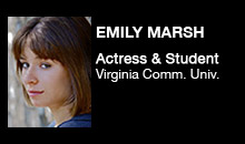 Digital Production Buzz - Emily Marsh, Virginia Commonwealth University