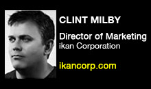 Digital Production Buzz - Clint Milby, ikan Corporation
