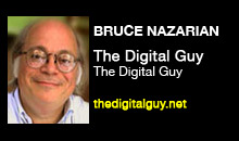 Bruce Nazarian, The Digital Guy