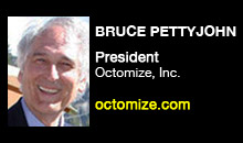 Digital Production Buzz - Bruce Pettyjohn, Octomize, Inc.
