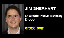 Digital Production Buzz - Jim Sherhart, Drobo