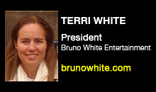Digital Production Buzz - Terri White, Bruno White Entertainment