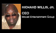 Digital Production Buzz - Richard Willis, Jr., Mozell Entertainment Group