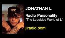 Jonathan L, Lopsided World of L