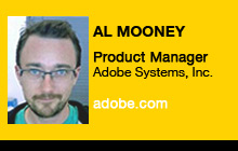 2012 NAB Show - Al Mooney, Adobe