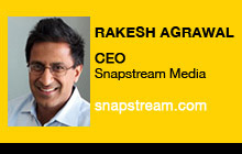 2011 GV Expo - Rakesh Agrawal, Snapstream Media