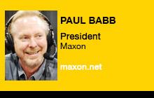 2012 NAB Show - Paul Babb, Maxon