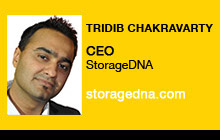 2011 GV Expo - Tridib Chakravarty, StorageDNA