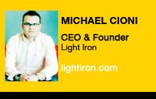 2011 NAB Show - Michael Cioni, Light Iron
