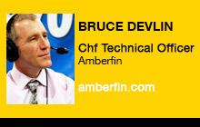 2012 NAB Show, Bruce Devlin, Amberfin