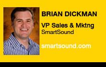 Brian Dickman, SmartSound
