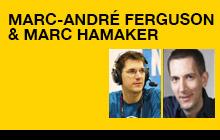 2012 NAB Show - Marc-Andre Ferguson & Marc Hamaker, Autodesk Smoke