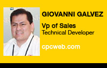 2010 GV Expo - Giovanni Galvez, CPC