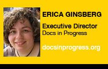 2011 GV Expo - Erica Ginsberg, Docs in Progress