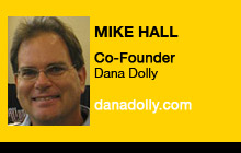 2011 DV Expo - Mike Hall, Dana Dolly