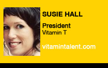 2012 SXSW - Susie Hall, Vitamin Talent